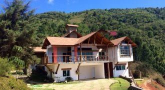 Villa en el paraiso